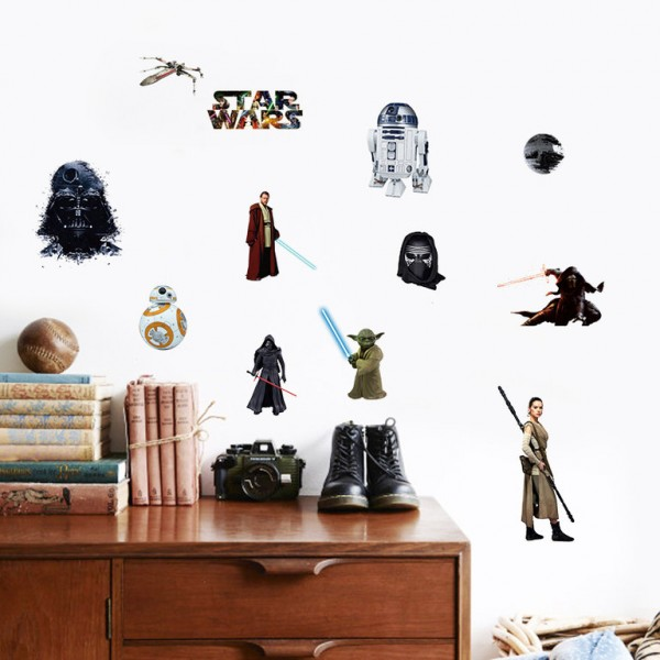 Star Wars Muursticker