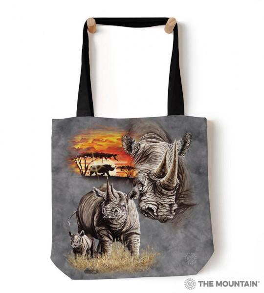 Tote Bag Rhinos