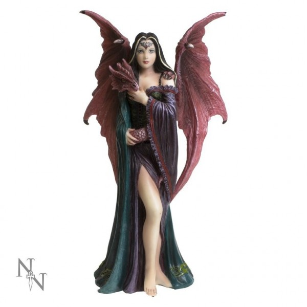 Anne Stokes Figurine Soul Mates
