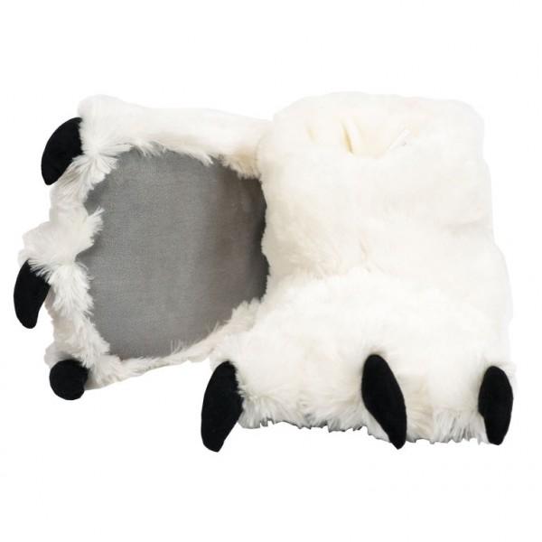 LazyOne Unisex White Bear