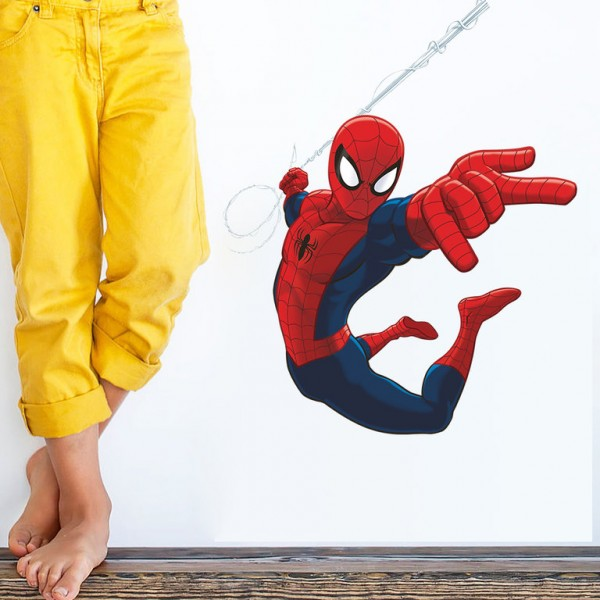 Marvel Spiderman Muursticker