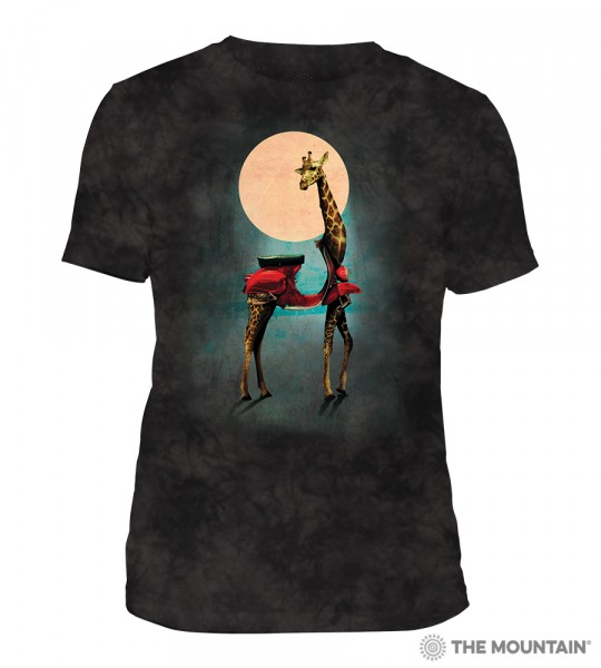 Giraffe Scooter Black Tri-Blend