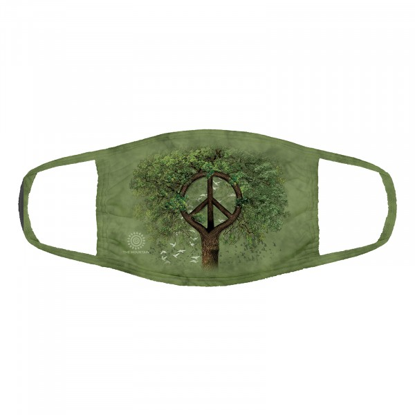 Roots of Peace Face Mask