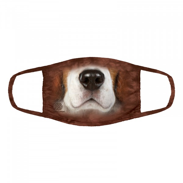 Beagle Dog Face Mask