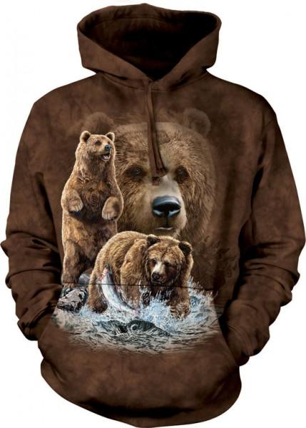 Find 10 Browns Bears Hoodie