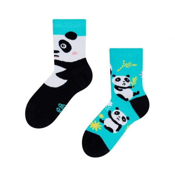 Good Mood Panda Unisex Kids Animal Socks