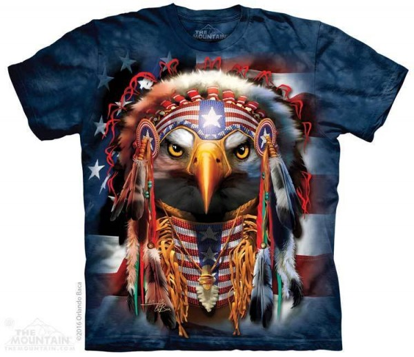 Native Patriot Eagle