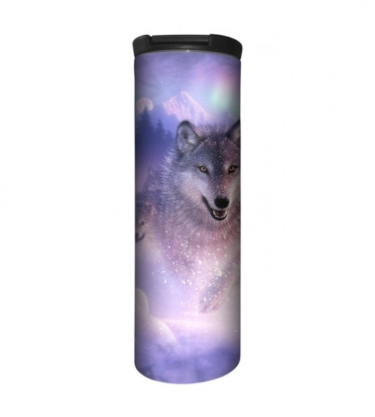 Northern Lights Tumbler