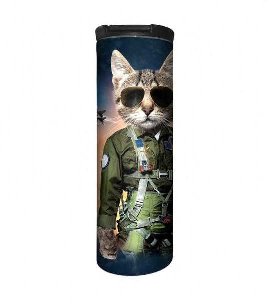Tom Cat Tumbler
