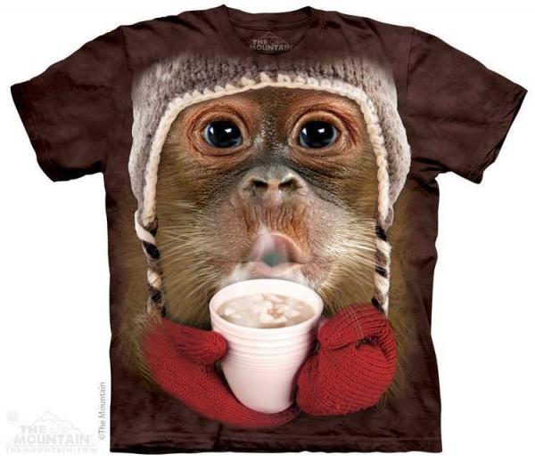 Hot Cocoa Orangutan
