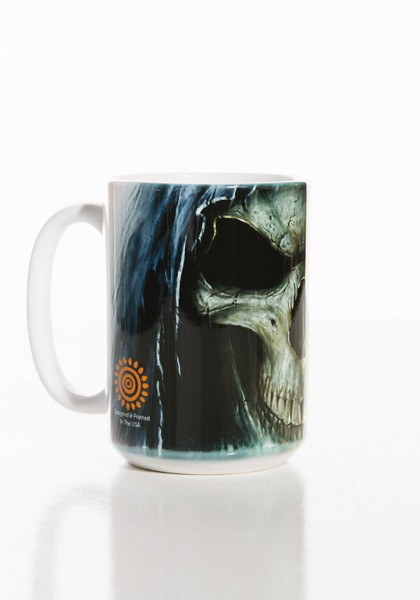 Mug Big Face Death