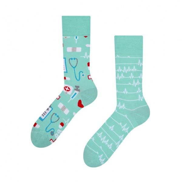 Good Mood Medicine Unisex Adult Science Socks
