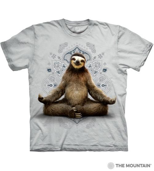 Vriksasana Sloth