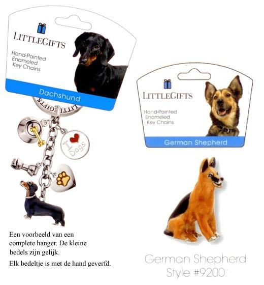 German Shepherd - Emaille