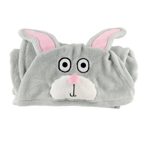 Bunny Critter Kids Blanket