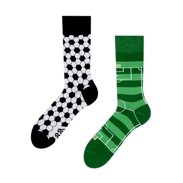 Good Mood Football Unisex Adult Sports Game Socks