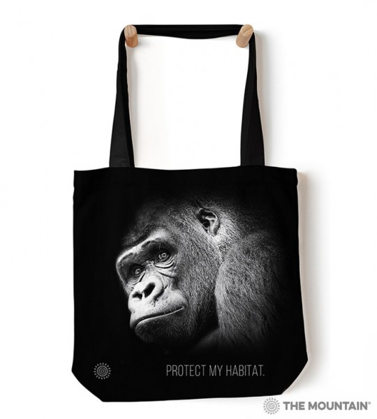 Tas Protect My Habitat Gorilla