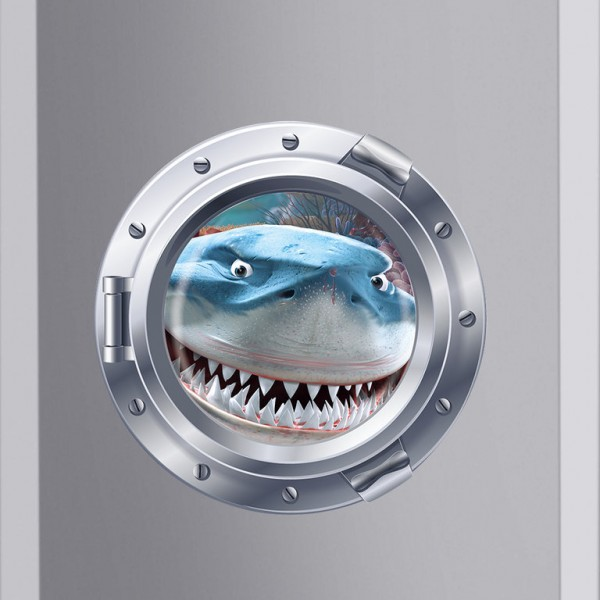 Disney Pixar Nemo's Bruce Muursticker