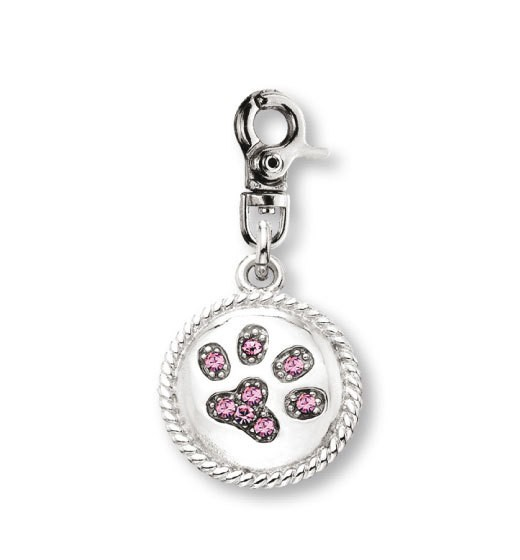 Pink Crystal Paw