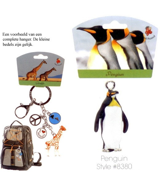 Penguin - Emaille