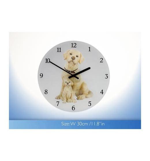 Labrador golden & Pup Klok
