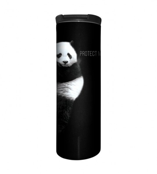 Protect My Home Panda Tumbler