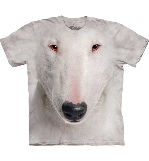 T Coloured The Mountain Face Bull Shirt Terrier House 67fgyb