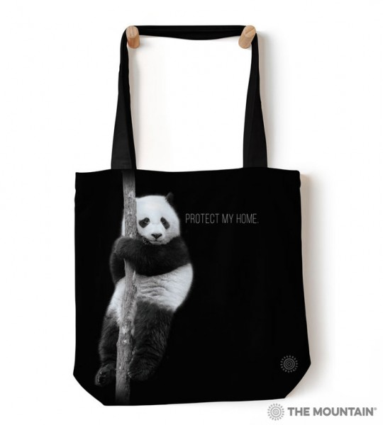 Tas Protect My Home Panda
