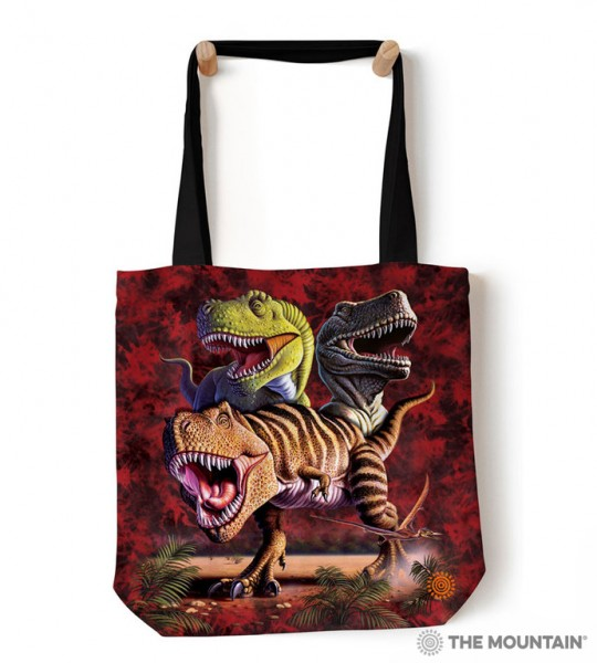 Tote Bag Rex Collage