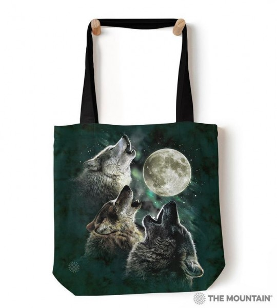 Tas Three Wolf Moon