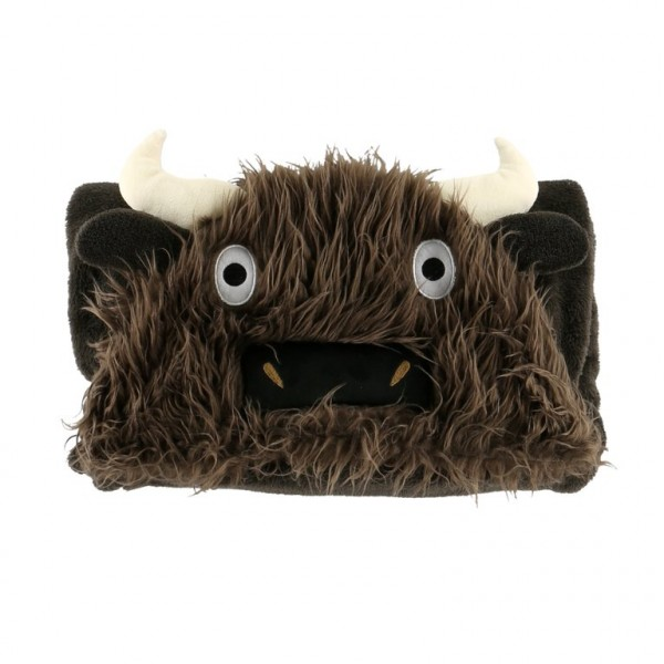 Buffalo Critter Kids Blanket