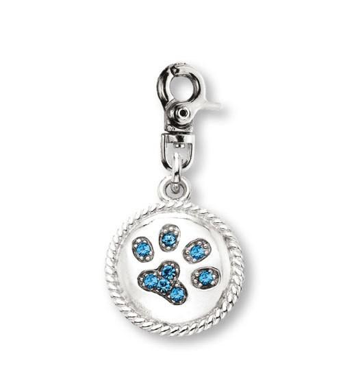 Blue Crystal Paw