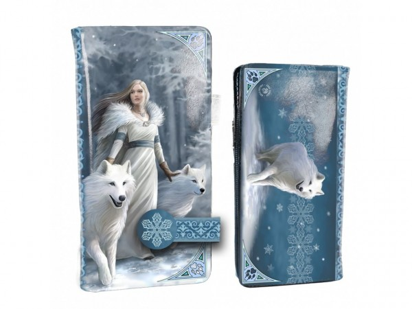 Winter Guardians Embossed Portemonnee 18,5 cm