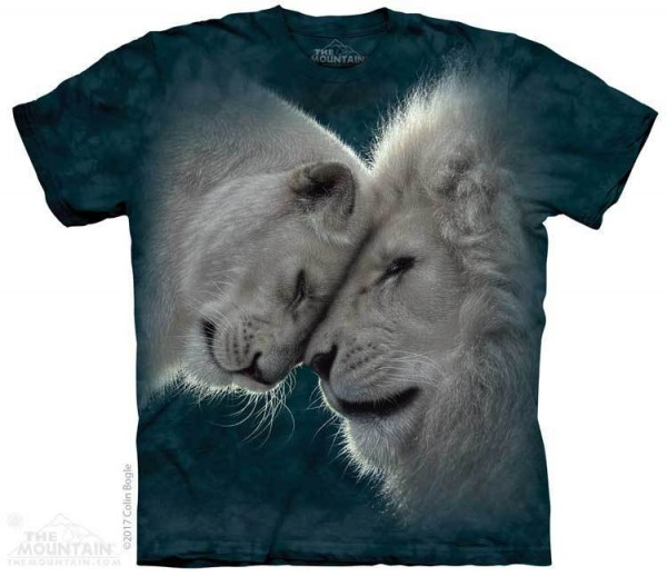 White Lions Love