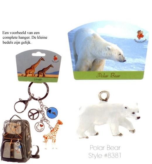 Polar Bear - Emaille