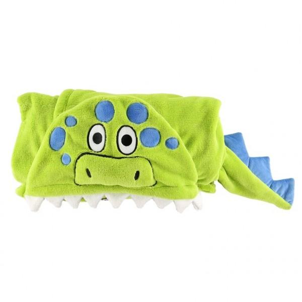 Dinosaur Critter Kids Blanket