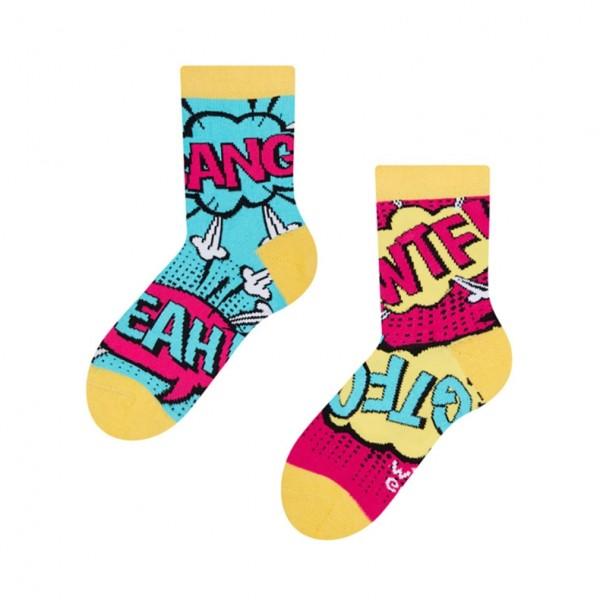 Good Mood Comics Unisex Kids Humour Socks