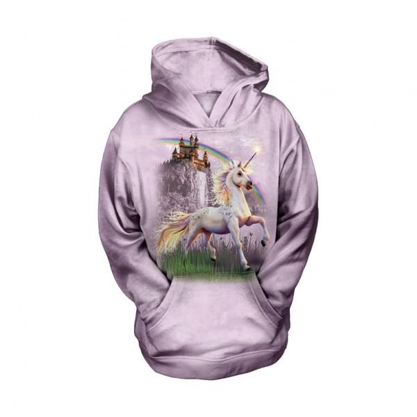 Unicorn Castle KIDS Hoodie