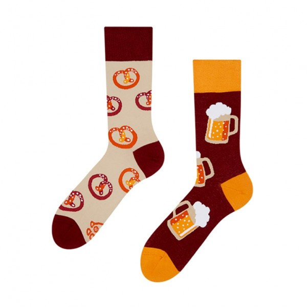 Good Mood Beer Unisex Adult Drink Socks