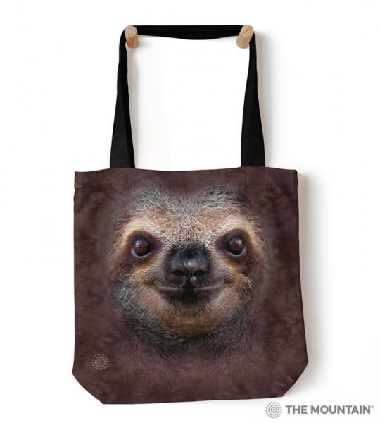 Tas Sloth Face