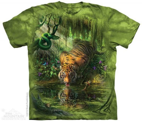 Enchanted Tiger