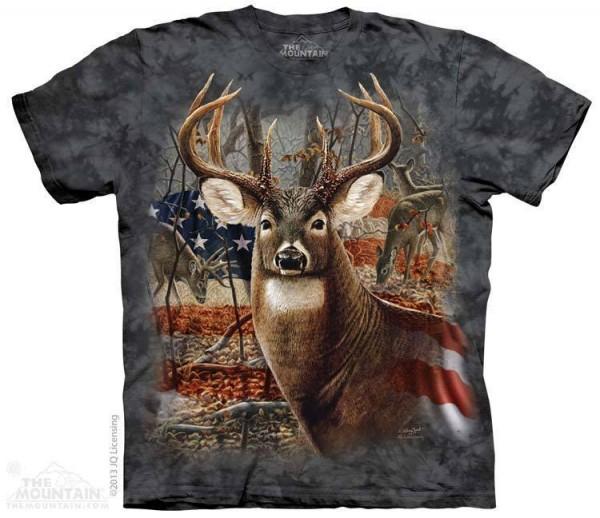 Patriotic Buck