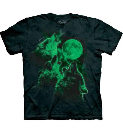 Glow Wolf Moon