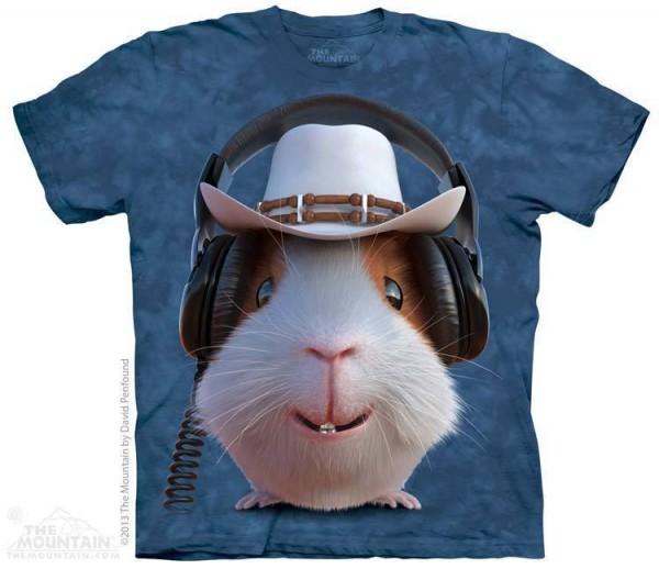 Guinea Pig Cowboy