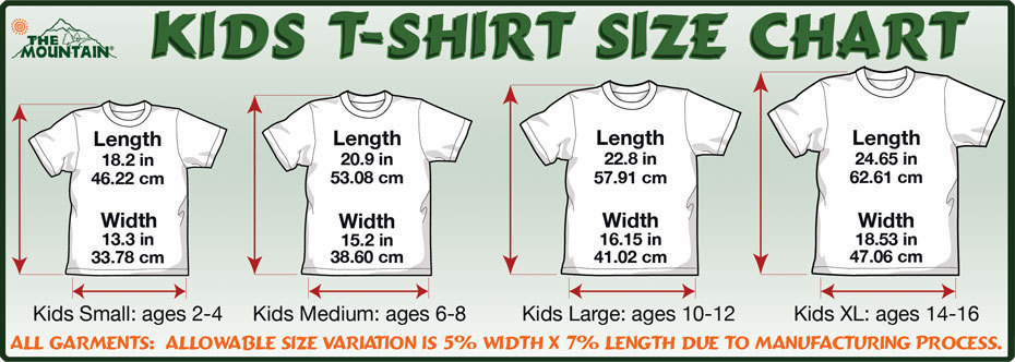 a4457f2bd1f26a The Mountain KIDS T-shirt Butterfly - The Coloured House | The ...