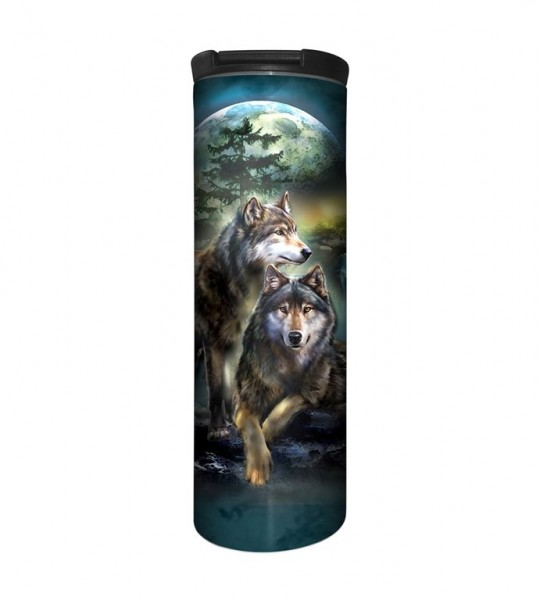 Wolf Lookout Tumbler